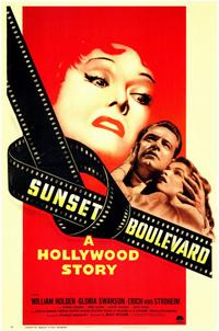 Sunset Boulevard / The Other Woman Movie Poster
