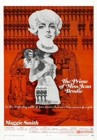 The Prime of Miss Jean Brodie / California Suite Movie Poster