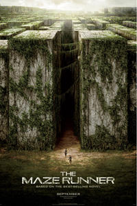 The Maze Runner (2014) Movie Poster