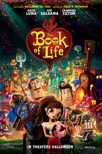 The Book of Life Movie Poster