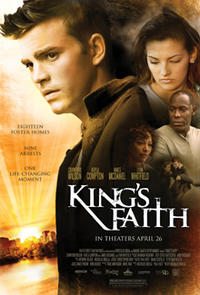 King's Faith Movie Poster