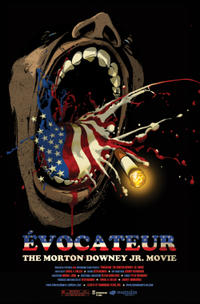 Évocateur: The Morton Downey Jr. Movie Movie Poster