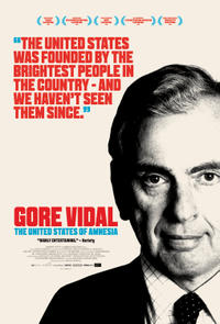 Gore Vidal: The United States of Amnesia Movie Poster