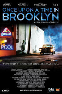 Once Upon a Time in Brooklyn Movie Poster