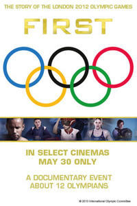 FIRST: The Story of the London 2012 Olympic Games Movie Poster