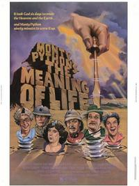 Monty Python's The Meaning of Life / The Adventures of Baron Munchausen Movie Poster