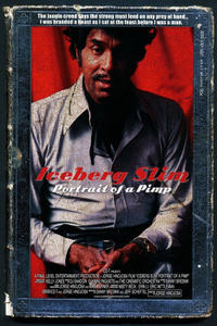 Iceberg Slim: Portrait of a Pimp Movie Poster