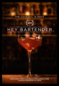 Hey Bartender Movie Poster
