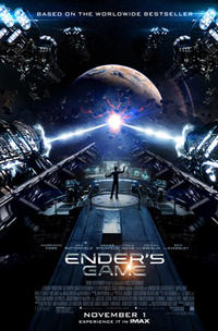 Ender's Game: The IMAX Experience Movie Poster