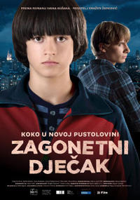 The Mysterious Boy / Kotlovina Movie Poster