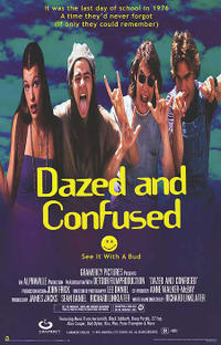 Dazed and Confused / Stand By Me Movie Poster