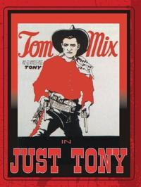 Tom Mix - Back In the Saddle Movie Poster