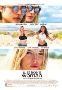 Just Like a Woman Movie Poster