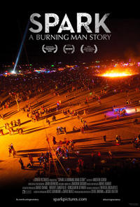 Spark: A Burning Man Story Movie Poster