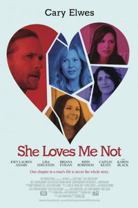 She Loves Me Not Movie Poster