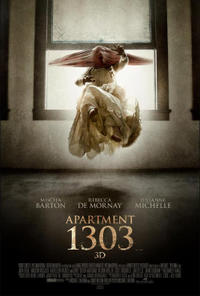 Apartment 1303 3D Movie Poster