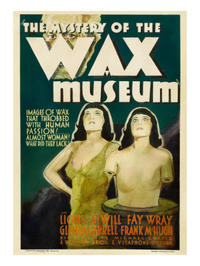 Mystery of the Wax Museum / Doctor X Movie Poster