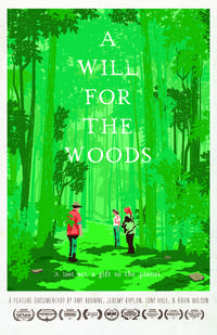 A Will for the Woods Movie Poster