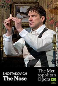 The Metropolitan Opera: The Nose Movie Poster