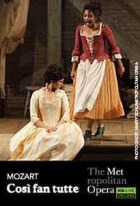 The Metropolitan Opera: Così fan tutte Encore (2014) Movie Poster
