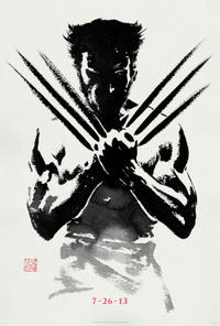 Wolverine Fan Event 3D Movie Poster