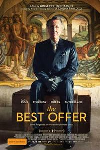 The Best Offer Movie Poster