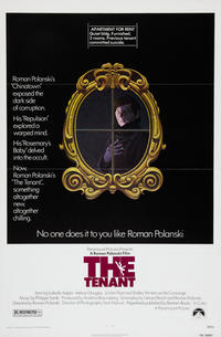 The Tenant / Frantic Movie Poster