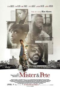 The Inevitable Defeat of Mister & Pete Movie Poster