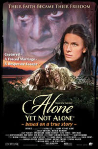 Alone Yet Not Alone Movie Poster