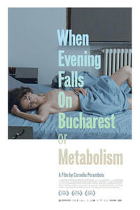 When Evening Falls on Bucharest or Metabolism Movie Poster