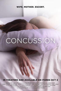 Concussion (2013) Movie Poster