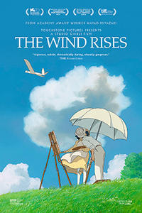 The Wind Rises (Kaze Tachinu) Movie Poster