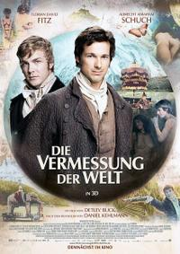 Measuring the World Movie Poster