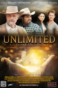 Unlimited Movie Poster