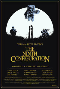 Ninth Configuration/Fat City Movie Poster