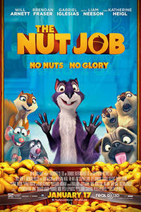 The Nut Job (2014) Movie Poster