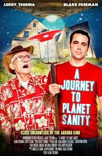 A Journey to Planet Sanity  Movie Poster