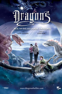Dragons: Real Myths and Unreal Creatures Movie Poster
