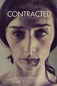 Contracted Movie Poster