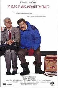 Planes, Trains and Automobiles / Uncle Buck Movie Poster