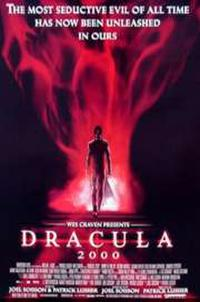 Wes Craven Presents: Dracula 2000 Movie Poster