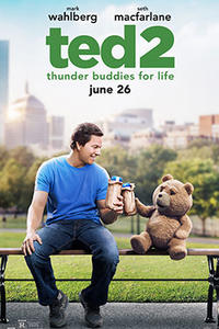 Ted 2 (2015) Movie Poster