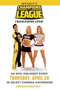 Champions League Cheerleading Event Movie Poster