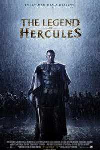 The Legend of Hercules 3D Movie Poster
