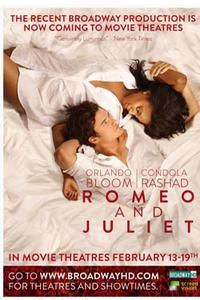 Romeo & Juliet on Broadway Movie Poster
