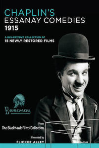 Chaplin at Essanay Movie Poster