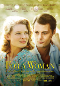 For a Woman Movie Poster
