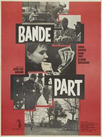 Band of Outsiders / Vivre Sa Vie Movie Poster