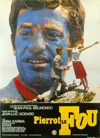 Pierrot Le Fou / Hail Mary Movie Poster