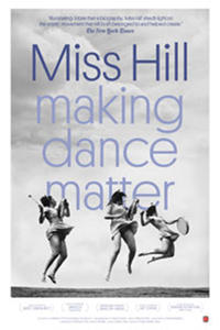 Miss Hill: Making Dance Matter Movie Poster